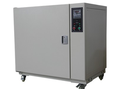 Clean high temperature test chamber